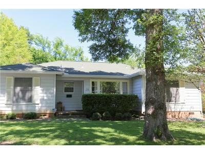 Travis County Single Family Home Pending - Taking Backups: 1304 Fairwood Rd