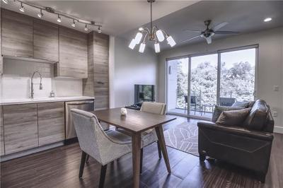 Hays County, Travis County, Williamson County Condo/Townhouse For Sale: 604 N Bluff Dr #117