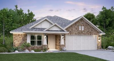 Hutto Single Family Home For Sale: 610 Hereford Loop
