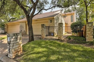 Travis County, Williamson County Single Family Home For Sale: 8142 Meandering Way