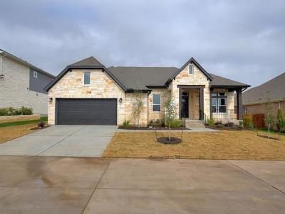 Pflugerville Single Family Home For Sale: 20509 Martin Ln