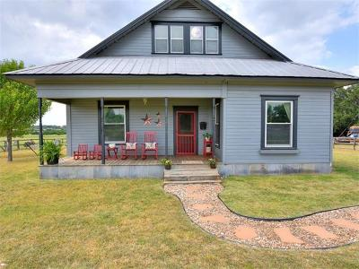 Georgetown Farm For Sale: 430 County Road 254