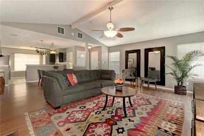 Single Family Home Pending - Taking Backups: 12702 Covington Trl