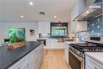 Austin Single Family Home For Sale: 5702 N Hampton Dr