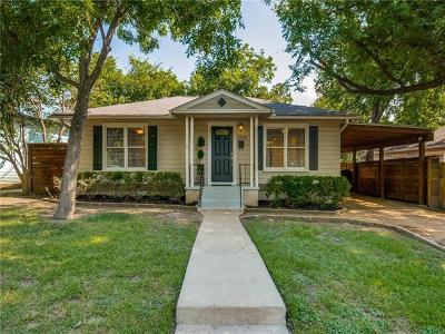 Single Family Home For Sale: 1903 W 32nd St
