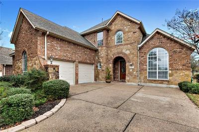 Round Rock Single Family Home For Sale: 1318 Hillridge Dr