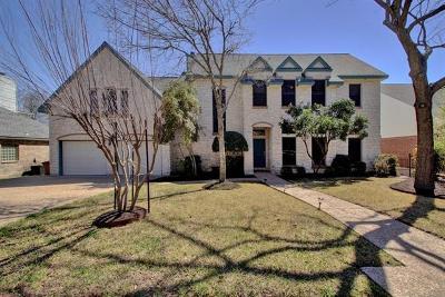Austin Single Family Home Pending - Taking Backups: 10807 Callanish Park Dr