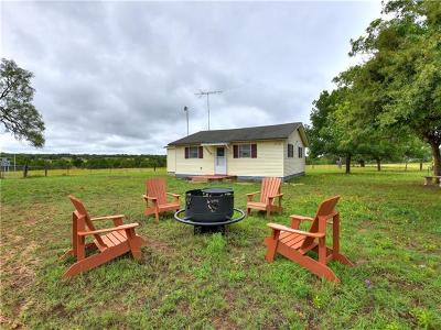 Florence Single Family Home For Sale: County Road 208