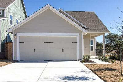 Liberty Hill Single Family Home For Sale: 112 Red Buckeye Loop