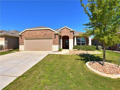 Georgetown TX Single Family Home For Sale: $369,500