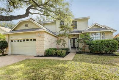 Austin Single Family Home For Sale: 11932 Meadowfire Dr
