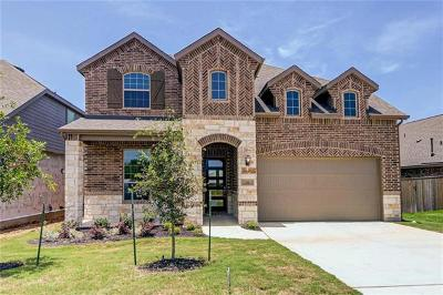 San Marcos Single Family Home For Sale: 116 Tulip Garden Trl