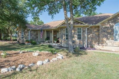 Cedar Creek Single Family Home For Sale: 117 Elm Grove Dr