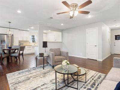 Travis County Single Family Home Pending - Taking Backups: 2100 Scofield Ln