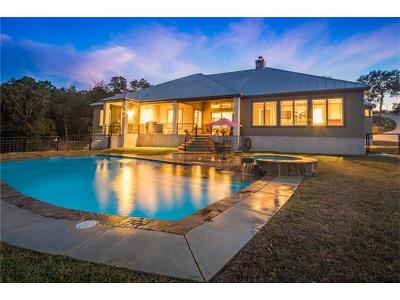 New Braunfels Single Family Home Active Contingent: 107 Sun Riv