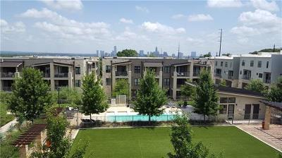 Austin TX Condo/Townhouse For Sale: $330,750