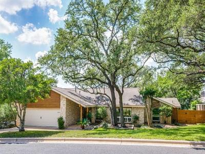 Austin Single Family Home For Sale: 8408 Appalachian Dr