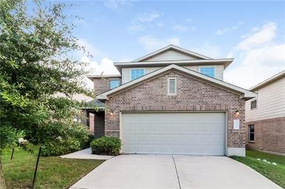 Pflugerville Single Family Home For Sale: 13308 Lismore Ln