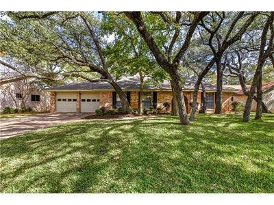 Austin Single Family Home For Sale: 7302 Chelsea Moor