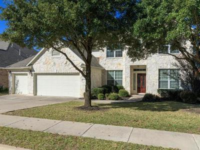 Single Family Home Pending - Taking Backups: 16437 Along Creek Cv