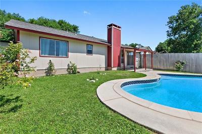 Single Family Home Pending - Taking Backups: 4809 Copperbend Blvd