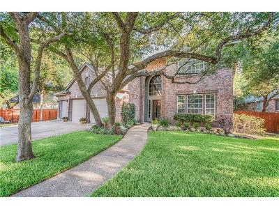 Round Rock Single Family Home For Sale: 2203 Falkirk Dr
