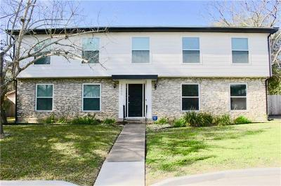 Austin Single Family Home For Sale: 2605 Loyola Ln