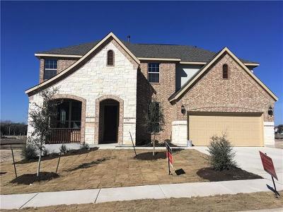 Leander Single Family Home For Sale: 2737 Hudson Ln