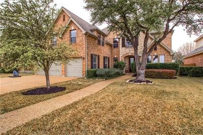 Cedar Park Single Family Home For Sale: 508 Riley Trl