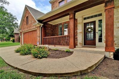 Cedar Park Rental For Rent: 2402 Danciger Ln