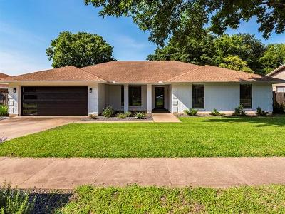 Austin Single Family Home For Sale: 10509 Mourning Dove Dr