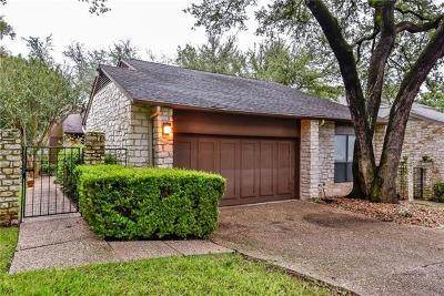 Travis County Condo/Townhouse For Sale: 8015 Raintree Pl