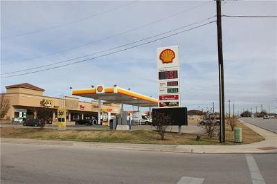 Killeen Commercial For Sale: 5201 Trimmier Rd