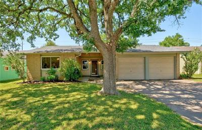 Austin Single Family Home For Sale: 4903 Brushy Ridge Dr