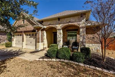 Austin Single Family Home Pending - Taking Backups: 224 Great Circle Cv