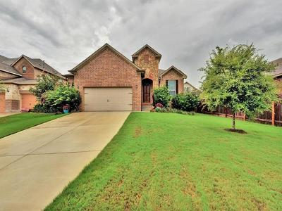 Round Rock Rental For Rent: 1024 Fred Couples Ct
