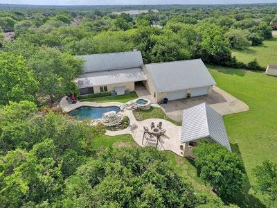 Leander Single Family Home For Sale: 1507 Horizon Park Blvd