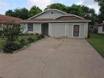 Austin TX Single Family Home For Sale: $219,900