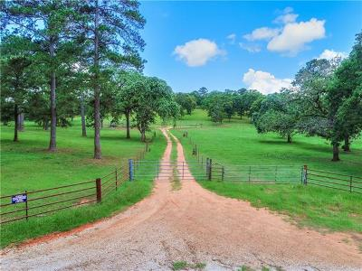 Smithville Farm For Sale: 254 Copeland Hill Rd