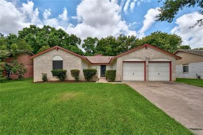 Single Family Home For Sale: 11006 Blossom Bell Dr