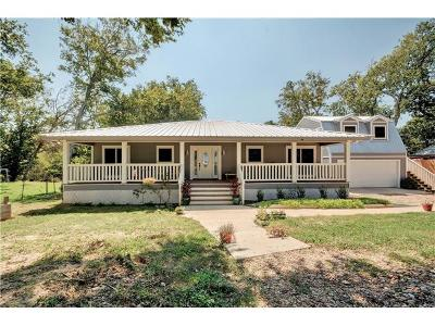 Bastrop County Single Family Home For Sale: 235 El Camino River Rd