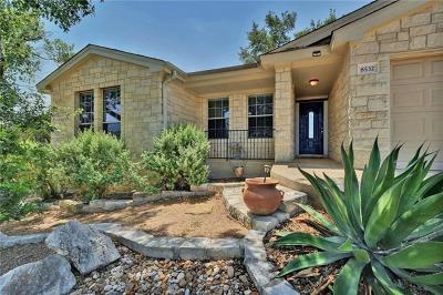 Lago Vista Single Family Home Pending - Taking Backups: 8532 Talon Cir