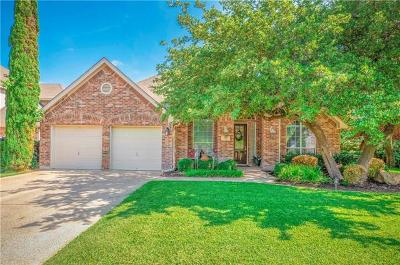 Travis County, Williamson County Single Family Home For Sale: 2240 Fernspring Dr
