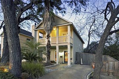 Austin TX Single Family Home For Sale: $789,900