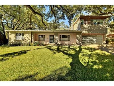 Single Family Home For Sale: 3319 Big Bend Dr