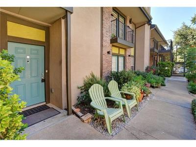 Austin Condo/Townhouse For Sale: 7685 Northcross Dr #603