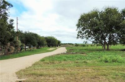 Williamson County Residential Lots & Land For Sale: 1159 Tract No 2 County Road 406