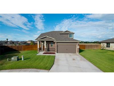 Lockhart Single Family Home Pending - Taking Backups: 702 Indian Blanket