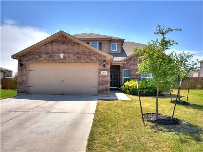 Williamson County Single Family Home For Sale: 112 Brockston Cv