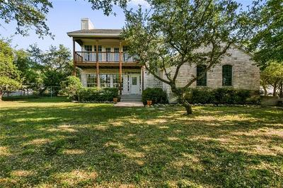 Spicewood Single Family Home Pending - Taking Backups: 303 Sinclair Dr